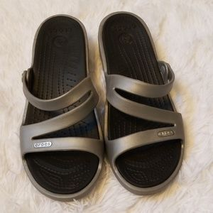 Crocs Women's Patricia Sandals Size 8